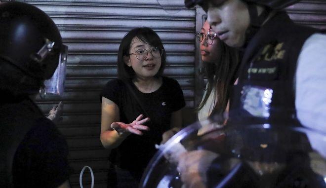 Κίνα αστυνομία