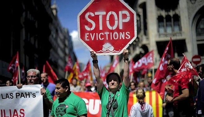 Στοιχεία σοκ: Χιλιάδες πολίτες έδωσαν τα κλειδιά του σπιτιού τους στις ισπανικές τράπεζες
