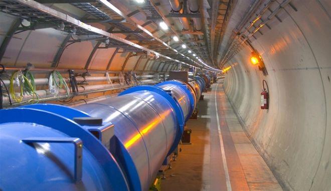 CERN: Εκτός λειτουργίας ο μεγάλος επιταχυντής ως το 2021