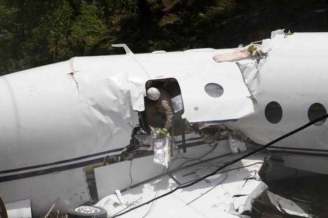 Ονδούρα: Αεροπλάνο κόπηκε στα δύο και οι επιβάτες σώθηκαν
