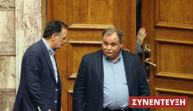 Λεουτσάκος: Δεν καταγγέλλουμε νοθεία, ζητάμε επανακαταμέτρηση. Η αποχή πριμοδοτεί το σύστημα