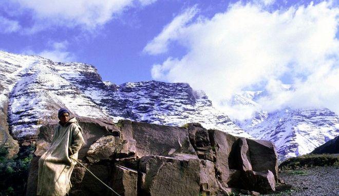 Toubkal Mount
