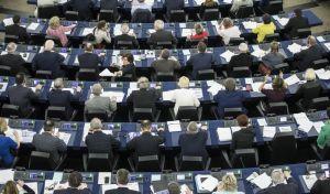 Αποψη από το ευρωκοινοβούλιο