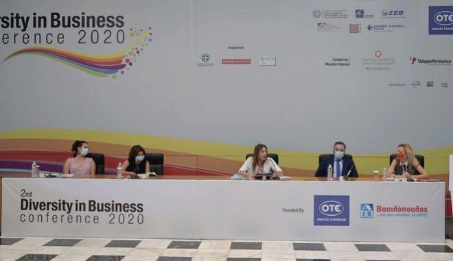 Diversity in Business: Ξεπέρασε κάθε προσδοκία το 2ο Συνέδριο