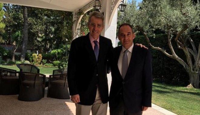 Πλακιωτάκης - Πάιατ: Σε εξαιρετικό σημείο οι σχέσεις Ελλάδας - ΗΠΑ στο ναυτιλιακό τομέα