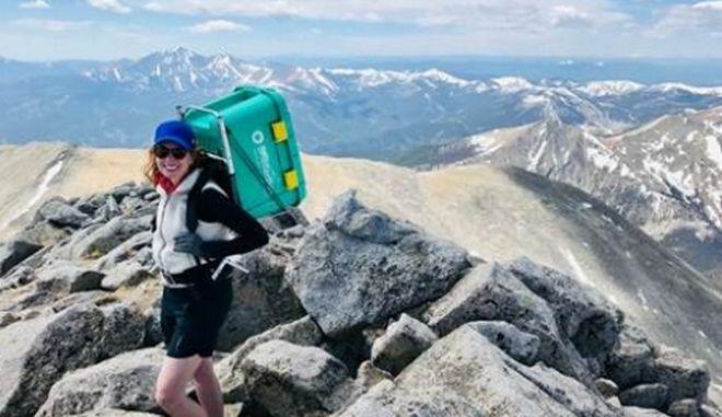 Ανέβηκε 58 κορυφές μαζεύοντας 85 χιλιάδες δολάρια για την ανακούφιση του κορονοϊού