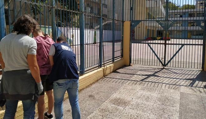 """""""Σκούπα"""" της Δίωξης Ναρκωτικών έξω από σχολεία"""