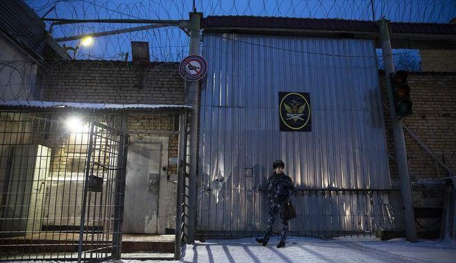 Φυλακές στη Ρωσία