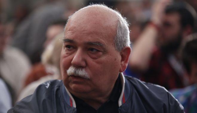 Βούτσης: Τιμούμε τους αγώνες του λαού μας που επέφεραν την πτώση της Χούντας