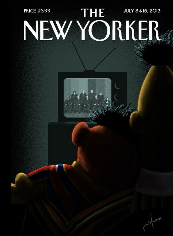 Είναι τελικά ζευγάρι ο Μπερτ κι ο Έρνι του Sesame Street;