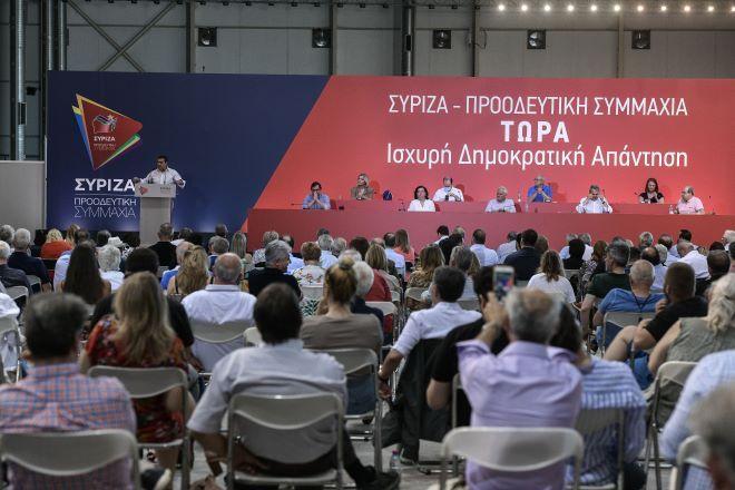 ΣΥΡΙΖΑ: Εκτός από τον