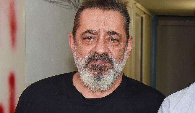 Ο ηθοποιός Αντώνης Καφετζόπουλος