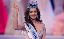Πριν και μετά: Δείτε πως ήταν η 'Μις Κόσμος 2017' πριν στεφθεί ομορφότερη γυναίκα στον κόσμο