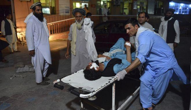 Αφγανιστάν: Λεωφορείο έπεσε σε νάρκη, 8 νεκροί, 40 τραυματίες