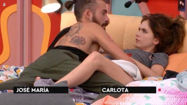 Big Brother: Ο διπλός βιασμός on camera της Carlota Prado