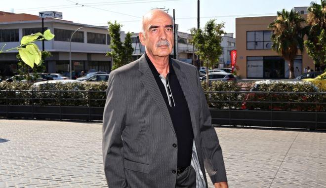 Ο Βαγγέλης Μεϊμαράκης