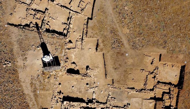 Μεγάλες ποσότητες πορφύρας και κτίσματα ενός μινωικού οικισμού