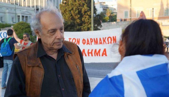 Πέθανε ο γιος του Δημήτρη Κολλάτου, Αλκης