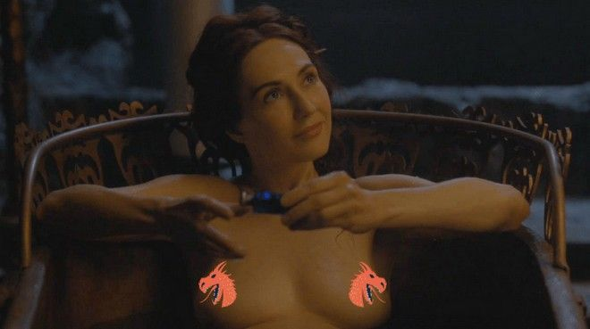 Game of Thrones: Πρώτο με διαφορά στήθους και δεν είναι τυχαίο