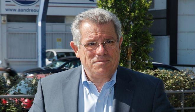 Ο βουλευτής της ΝΔ Γιώργος Βλάχος