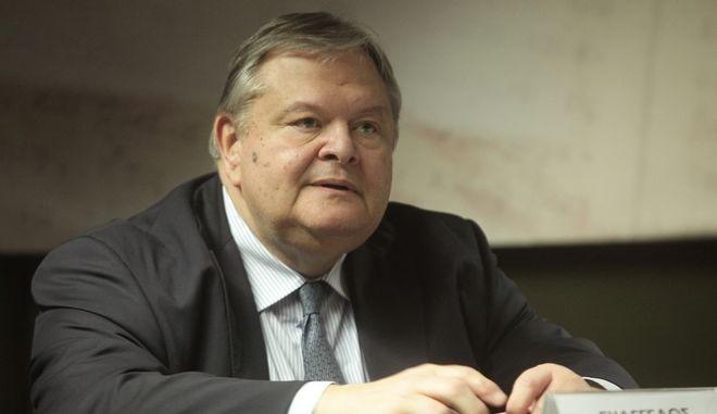 Ο πρώην πρόεδρος του ΠΑΣΟΚ, Ε.Βενιζέλος