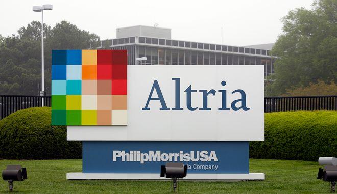 Τα κεντρικά γραφεία της Altria Group. (AP Photo/Steve Helber, File)