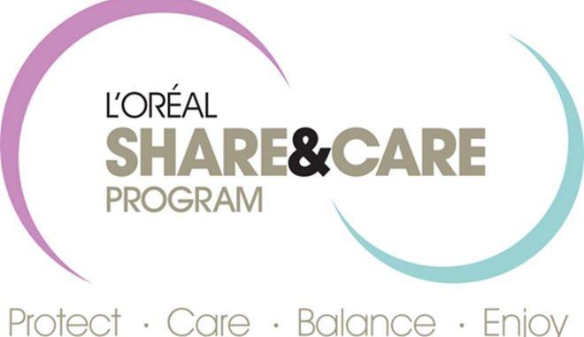 Share & Care: Το παγκόσμιο κοινωνικό της πρόγραμμα της L'Oréal