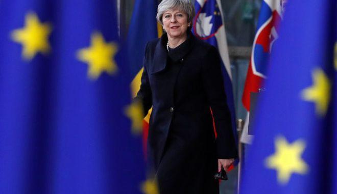 Η Βουλή των Κοινοτήτων ενέκρινε το νομοσχέδιο της κυβέρνησης για το Brexit