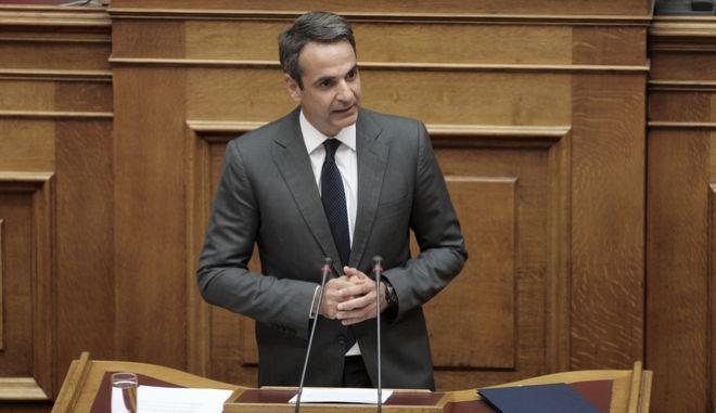 Μητσοτάκης: 'Η Άγκυρα με τη στάση της απέτρεψε τη σύγκλιση στο Κυπριακό'