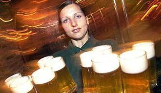 Γερμανία: Ραγδαία αύξηση του αριθμού των αλκοολικών
