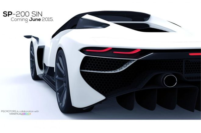 Η PSC Motors παρουσιάζει το 1.700 ίππων υβριδικό supercar