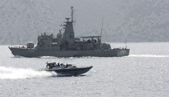 Συναγερμός στα Ίμια: Εμπλοκή της κανονιοφόρου Νικηφόρος και τουρκικού σκάφους