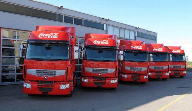 Στα 6 εκατ. δολάρια η συνολική επένδυση της Coca-Cola στην Ελλάδα