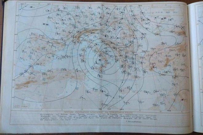 Σαν σήμερα: H μεγάλη πλημμύρα της 6ης Νοέμβριου 1961 με τους 47 νεκρούς