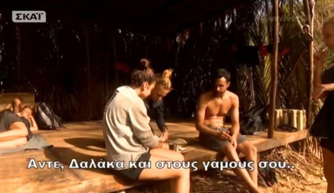 Survivor 2: Το 'καρφί' της Σπυροπούλου στη Δαλάκα και η αποχώρηση