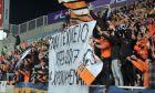 Αντιδράσεις στην Κύπρο για το φιλοχουντικό πανό οπαδών του ΑΠΟΕΛ
