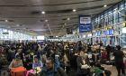 Χάος στη Χιλή: Χιλιάδες επιβάτες εγκλωβισμένοι στο αεροδρόμιο