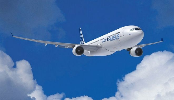 Ένα Α330 τον μήνα θα κατασκευάζει η Airbus στην Κίνα
