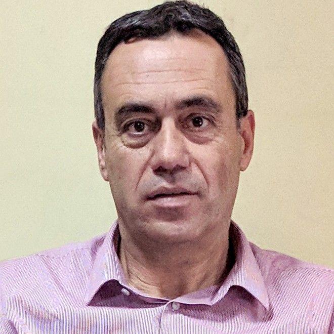 Ο Γενικός Διευθυντής Τεχνολογίας και Λειτουργίας Μέσων της δημόσιας τηλεόρασης, Γιάννης Βουγιουκλάκης.