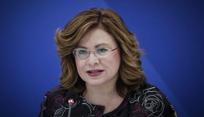 Σπυράκη: Θράσος Τσίπρα να λέει ότι δεν επέβαλε ούτε ένα ευρώ νέα μέτρα