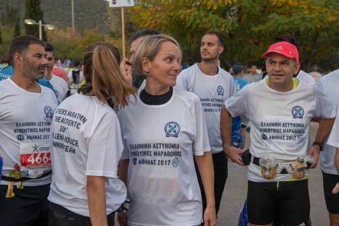Hellenic Police Running Team: Οι ένστολοι Μαραθωνοδρόμοι κέρδισαν τις εντυπώσεις