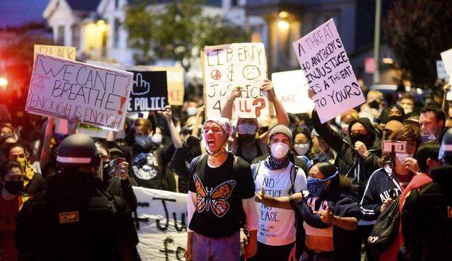 Διαδηλώσεις στις ΗΠΑ