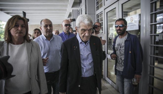 Δίκη στο Αυτόφωρο Μονομελές Πλημμελειοδικείο Θεσσαλονίκης για τους τρεις συλληφθέντες για την επίθεση στον δήμαρχο Γιάννη Μπουτάρη