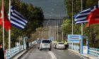 Έβρος-Γέφυρα Κήπων, ελληνοτουρκικά σύνορα
