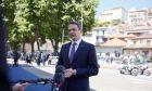 Ο πρωθυπουργός Κυριάκος Μητσοτάκης στην Κοινωνική Σύνοδο Κορυφής στο Πόρτο