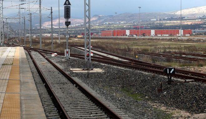 Η σιδηροδρομική γραμμή Ικόνιο- Θρίασιο Πεδίο