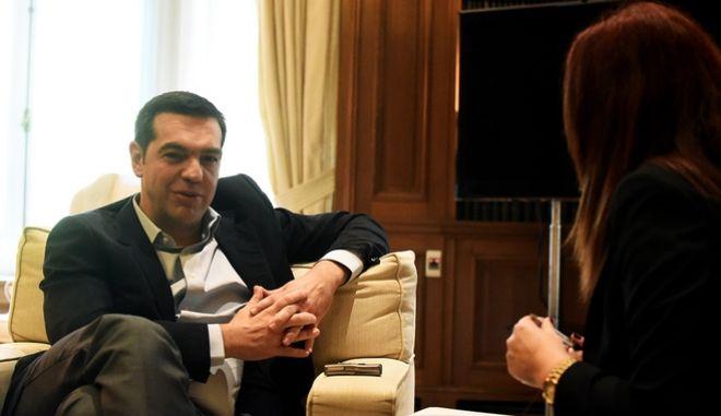 Ραδιόφωνο 24/7: Η συνέντευξη Τσίπρα στο Έθνος της Κυριακής