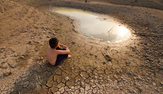 Ξηρασία και ερημοποίηση εδαφών (φωτογραφία αρχείου)