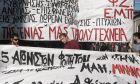 ΑΘΗΝΑ - ΠΟΡΕΙΑ ΓΙΑ ΤΗΝ 42η ΕΠΕΤΕΙΟ ΤΗΣ ΕΞΕΓΕΡΣΗΣ ΤΟΥ ΠΟΛΥΤΕΧΝΕΙΟΥ (EUROKINISSI/ΣΤΕΛΙΟΣ ΣΤΕΦΑΝΟΥ)