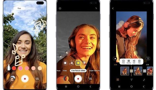 Οι λειτουργίες του Galaxy Note10 διαθέσιμες από σήμερα και στη σειρά Galaxy S10